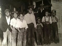 Boys from the Chavez Ravine 1935