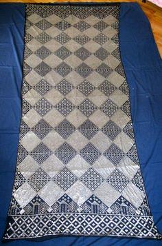 Vintage Egyptian Assuit Shawl | eBay $1200