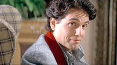 Chris Sarandon as Jerry Dandridge in the 1985 film Fright Night. Being a suave vamp in the priceless. Fright Night 2011, Best Vampire Movies, Chris Sarandon, Vampire Photo, Cinema, Creature Feature, Horror Films, Dream Guy, Film Stills