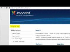 Build a Jommla Website | YouTube channel