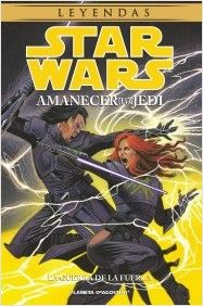 Mientras esperas el estreno de #StarWarsEpisodeVII, disfruta de este libro clásico: 'Star Wars amanecer de los Jedi'. Debes tenerlo en tu colección.