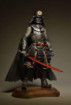 Samurai Vader: a historical take on a favorite from a galaxy far, faraway | RocketNews24