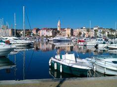 Port de Sanary-sur-Mer à Sanary-sur-Mer, Provence-Alpes-Côte France
