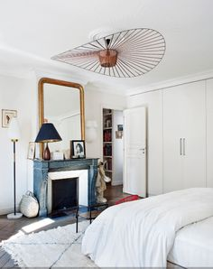 At Home in Paris with Caroline Gayral on Natalie Catalina