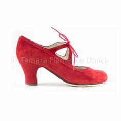 Zapato profesional de flamenco Begoña Cervera modelo Candor  https://www.tamaraflamenco.com/es/zapatos-de-flamenco-profesionales-4