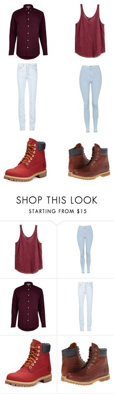 """""""Untitled #324"""" by kassidyrobinson on Polyvore featuring Topshop, River Island, Givenchy and Timberland"""