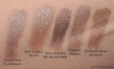 Wet n Wild - Nutty color icon single shadow