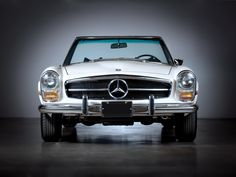 280SL Restoration Adonis Motors