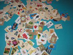 Juegos hechos con revistas - Centro Creativo Ivanik