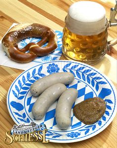 #Bavarian #Breakfast!
