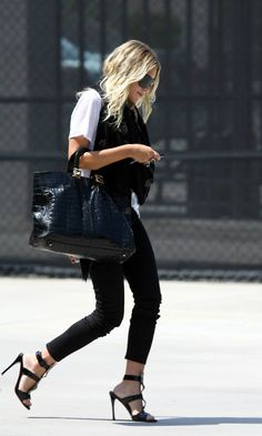 ASHLEY | EDGY CHIC IN BEVERLY HILLS - Olsens Anonymous