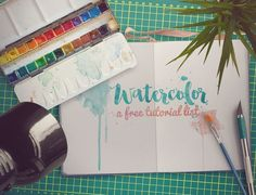 Hello friends! Happy Monday! Today I wanted to share a list of some of my older posts on using watercolors, in the hopes of helping out some of the newer readers to this blog that may not have seen…