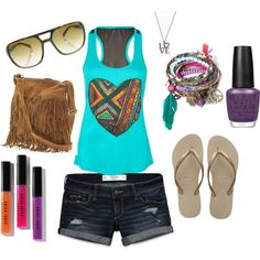 summer love, created by shyn-458 me