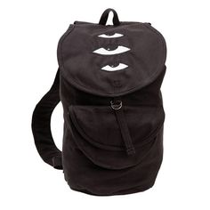 All Seeing Eyeballs Backpack - $100.00 http://www.storenvy.com/products/6157858-all-seeing-eyeballs-backpack