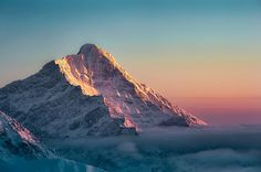 Peak Krivan in Hight Tatras  Photo by Marcin Kesek