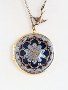 Love this rose gold plated floral handbag locket pendant necklace on personalized locketblue locketjewelrynecklacependantfiligree locket necklaceresin locketphoto locket bridesmaid gift brass locket mozeypictures Gallery