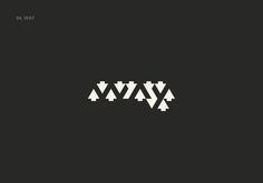 "25 Nouns Logo Collection - ""way"""