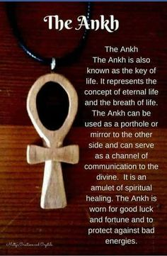 There are many ancient Egyptian symbols although some were more popular than others Egyptian Mythology, Egyptian Symbols, Egyptian Goddess, Egyptian Cross, African Mythology, Ancient Egyptian Art, Ancient Aliens, Ancient Greece, Ancient History