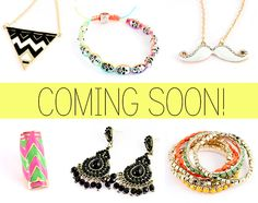 Keep your eyes open for these gorgeous pieces! Will be in store this upcoming week =) Crochet Necklace, Jewellery, Eyes, Store, Shopping, Fashion, Moda, Jewels, Fashion Styles