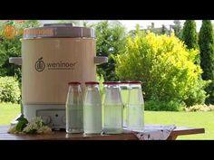 A Weninger Befőzőautomaták használatát receptvideókkal szeretnénk még könnyebbé tenni. - Weninger Befőzőautomaták Nutribullet, Vegetable Smoothies, Healthy Smoothies, Smoothie Recipes, Kitchen Appliances, Green Juices, Juicers, Pressure Canning, Blender Recipes
