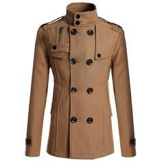 Classic Windproof Coat (4 colors)