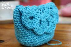 Come creare un facile portamonete a crochet – islaura