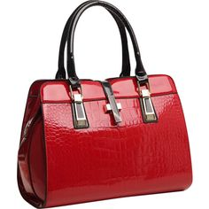Relaxfeel Women's Vintage Tote Red ($37) ❤ liked on Polyvore featuring bags, handbags, tote bags, red, tote bag purse, vintage handbags, handbags totes, red purse and tote hand bags