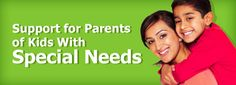 Support for Parents of Kids With Special Needs