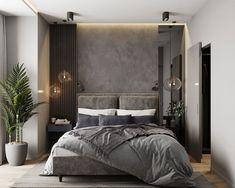 extraordinary bedroom design ideas for comfortable home decor 41 Black Bedroom Design, Master Bedroom Interior, Home Room Design, Small Room Bedroom, Bed Design, Home Decor Bedroom, Home Interior Design, Ideas Dormitorios, Most Comfortable Bed