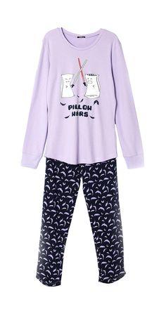 Pijama Pillow Wars (Tezenis)