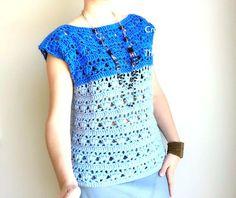 sleeveless top Crochet pattern, crochet clothing sleeveless top, crochet attire sleeveless top #crochetclothing #crochettop #crochetpattern #handmadeclothing