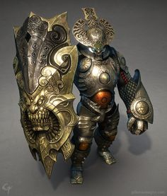Gilberto Mango | 3D Character Artist