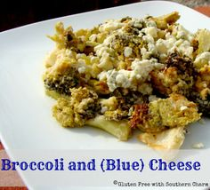 Broccoli and {Blue} Cheese