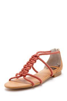 BC Footwear Scatterbrain Woven Sandal