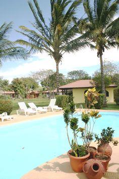 Piscina uno Villaggio Flor de Pacifico  Costa Rica