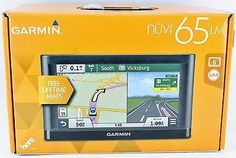 nice Garmin Nuvi 65 LM 6 Touchscreen GPS With Lifetime Maps Navigation System NEW - For Sale View more at http://shipperscentral.com/wp/product/garmin-nuvi-65-lm-6-touchscreen-gps-with-lifetime-maps-navigation-system-new-for-sale/