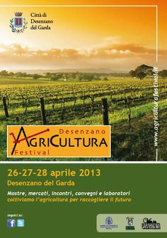 Agricoltura festival a Desenzano del Garda http://www.panesalamina.com/2013/9482-agricultura-festival-a-desenzano-del-garda.html