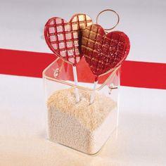 Stampi per lollipop e lecca-lecca di cioccolato