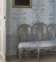 Damasco Wallpaper by Designers Guild | Jane Clayton