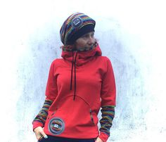 Mikina s kapucí bavlna / Zboží prodejce Jane Art Hoodies, Sweaters, Art, Fashion, Art Background, Moda, Sweatshirts, Fashion Styles, Kunst
