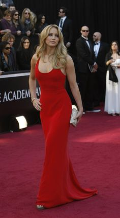 Oscars most iconic - 2011 - Jennifer Lawrence - Calvin Klein Collection