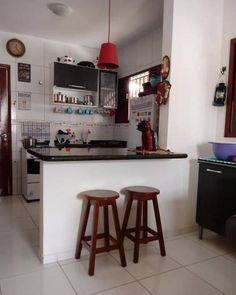 Kitchen Room Design, Interior Design Kitchen, Kitchen Decor, Small Apartment Kitchen, Country Kitchen, Kitchen Furniture, Interior Design Living Room, Decoration, Home Decor