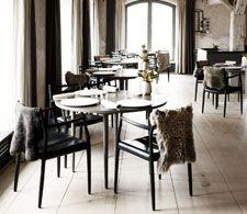 フォーシーズンズが保有するプライベートジェットで、コペンハーゲンの「ノーマ」をはじめ、世界9か国の最高峰レストランを巡る旅が東京にも。も