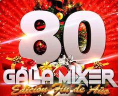descargar GALAMIXER 80 | descargar pack de musica remix