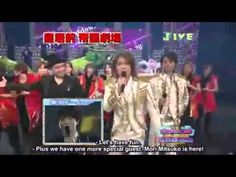 Johnny's Countdown 2008-2009 - YouTube