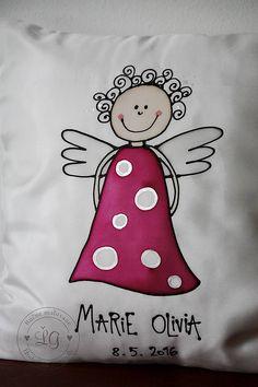 Úžitkový textil - Anjel - 6774205_