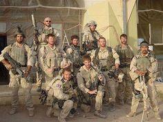 SEAL's in Um Quasr back in 2003