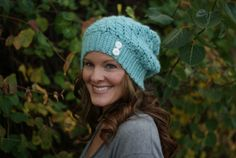 Crocheted Urban Revivial Slouchie by MamaJCrochets on Etsy