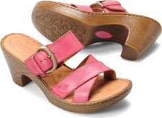 c929f42c6005 Born Womens Salima in Fuschia I think I need these! Born Shoes