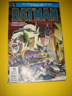 Comic grapas-adaptacion del film BATMAN 1992-buen estado!!